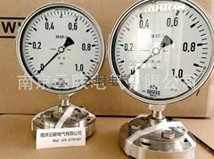 WIKA diaphragm  pressure gauge
