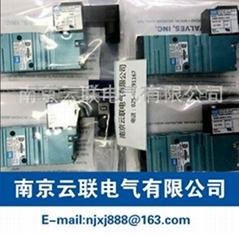 MAC 电磁阀 411A-DOA-DM-DDDJ-1KA