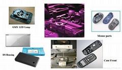 消费性电子模具