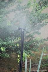 四出口霧化噴頭