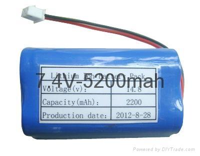 投光燈鋰電池 2