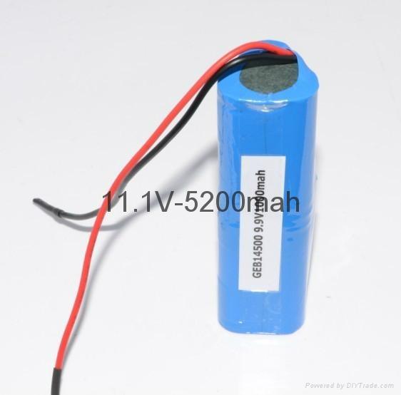 投光燈鋰電池 3