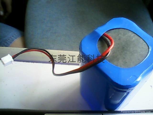 18650电池组 1