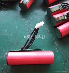 12V-50AH Lithium iron phosphate battery