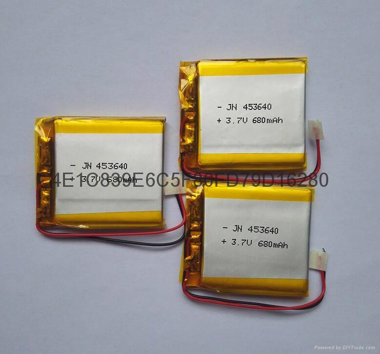 聚合物電池 3