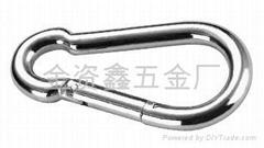 温州不锈钢弹簧钩
