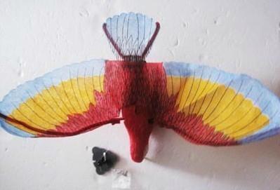 玩具电动飞鹰 2