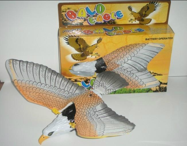 玩具电动飞鹰 5