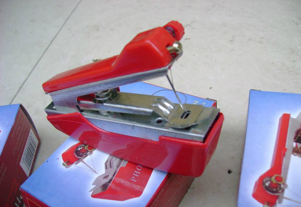 小型手动袖珍机 4