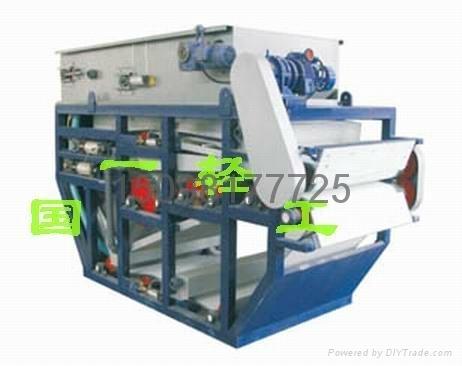 带式污泥脱水一体机带式压滤机