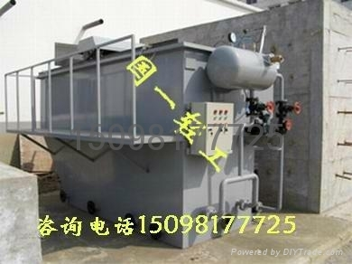 高效溶气气浮机