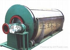 撈毛機屠宰紡織廢水撈毛設備