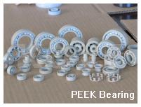 塑料轴承: 角接触塑料轴承 | 深沟球塑料轴承 |