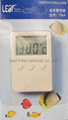 溫度警報器