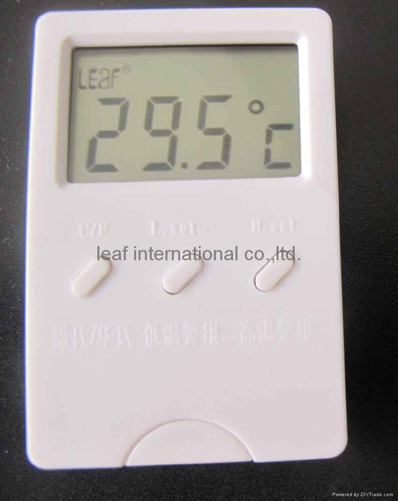 溫度警報器 3