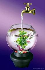 art fish bowl