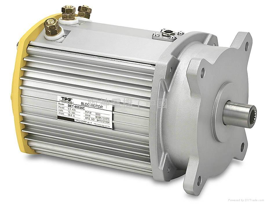TPG电动车专用无刷马达 3