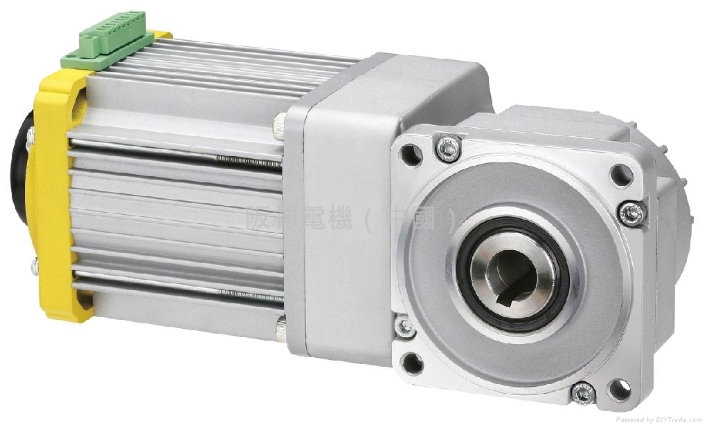 Tpg Brushless Right Angle Spiral Bevel Gear Motor Bf 17