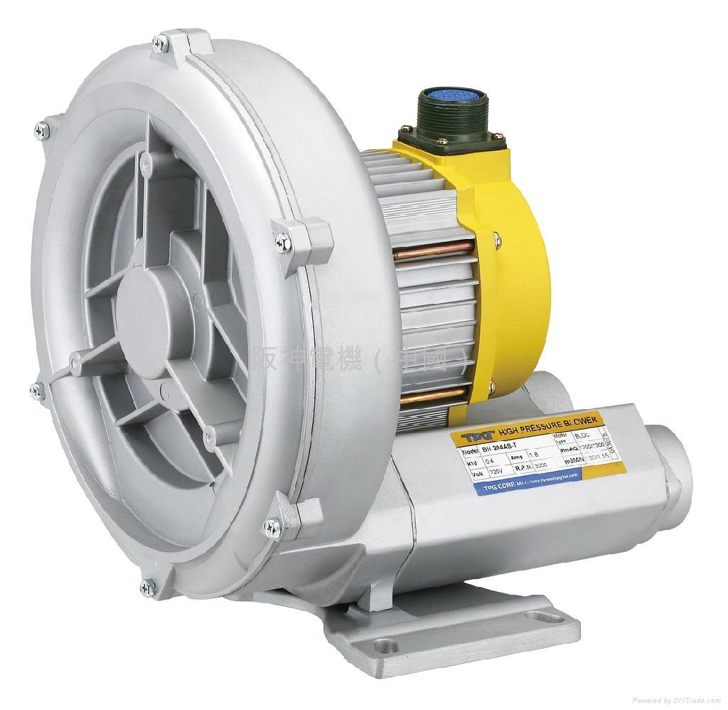 Tpg high efficiency blower bh 204as bh 207 tpg motors for High efficiency blower motor