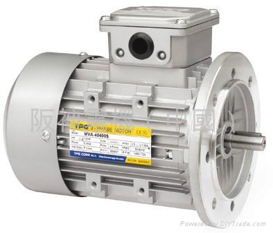 Tpg Industrial Electric Ac Motors Mva Type Tpg Motors