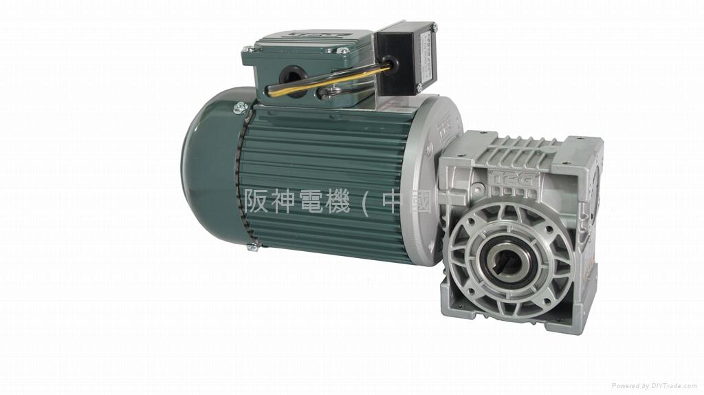 TPG阪神中空轴蜗轮减速机 2