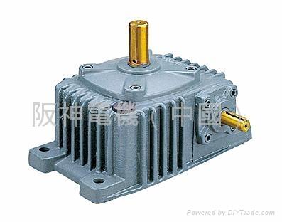 TPG阪神立式蜗轮蜗杆减速箱  1