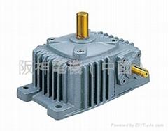 TPG阪神立式蜗轮蜗杆减速箱