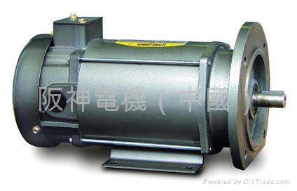NEWPOWER永磁式直流马达直流减速机 1