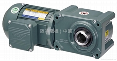 TPG RIGHT ANGLE HYPOID BEVEL GEAR MOTOR