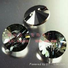 水晶珠子,衣服配件,鞋配飾品 3