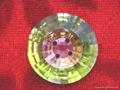 水晶紐扣 2