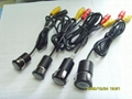Min car backup camera with different kinds of size