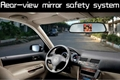 """3.5"""" car rearview camera system with 16mm camera"""