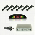 parking sensors for cars/car rear parking sensors/ parking sensors fitted