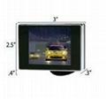 """3.5"""" inch car monitor"""
