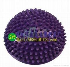 PVC Foot Spiky Half Mass
