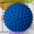 PVC Foot Spiky Half Massage Ball 2