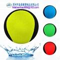 dia 55mm  TPR Gel water splash ball