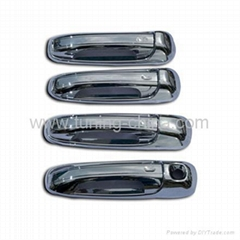 Door handle cover for Dodge and Jeep