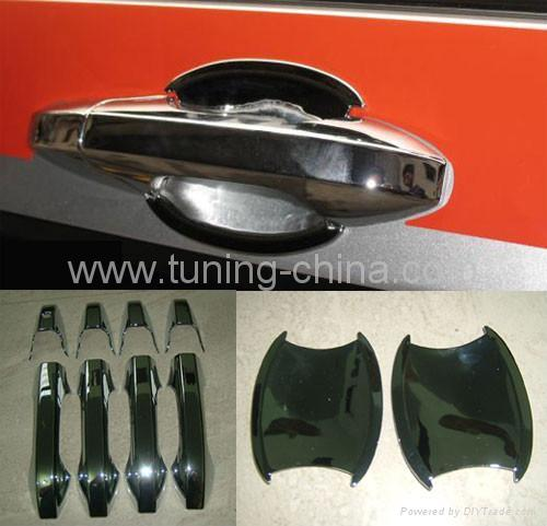 Door handle cover kits for crv 2007 1
