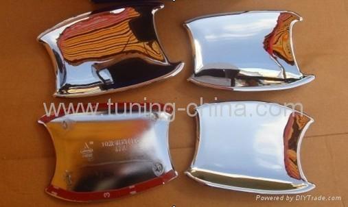 Nissan Livina door handle bowl 1