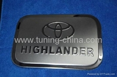 Toyota Highlander 2009 gas tank cover