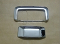 GMC YUKON XL 2001-2006 CHROME  TAILGATE COVERS