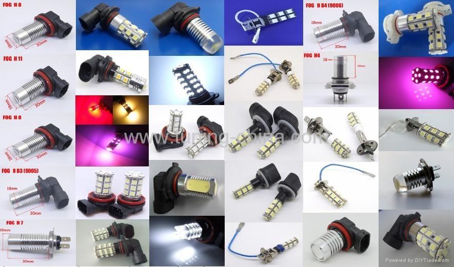 Led fog lamp bulb 1