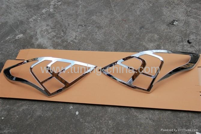 Almera 2011  headlamp trim 3