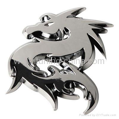 DRAGON badge 1