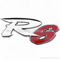 R6 badge
