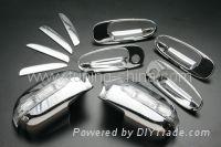 Corolla chrome accessories