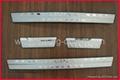 Door sills plate for Nissan Livina