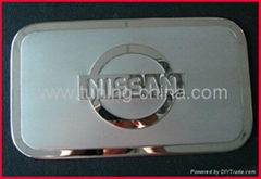 Gas tank cover for Nissan Livina